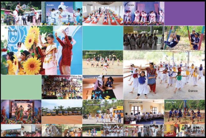 International Delhi School Brochure